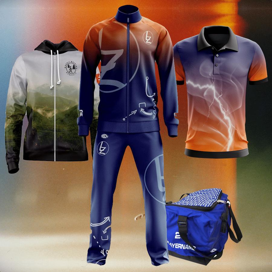 Teamkläder & Profilprodukter