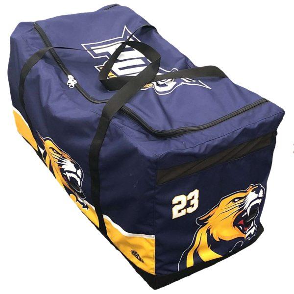 Väskor till laget